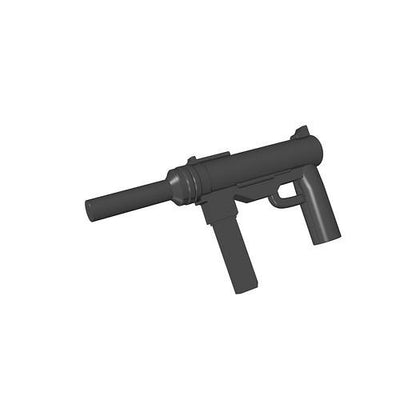 M3 Grease Gun - American submachine gun - BRICKTANKS