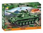 M60 Patton - Lego compatible COBI 2233 - 605 brick main battle tank - BRICKTANKS