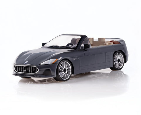 Maserati Gran Cabrio - Lego compatible COBI 24562 - 102 piece automobile - BRICKTANKS
