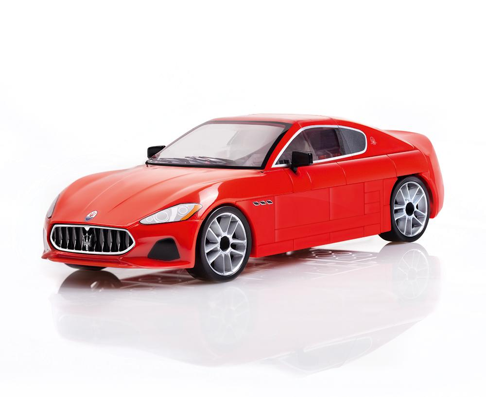 Maserati Gran Turismo - Lego compatible COBI 24561 - 97 piece automobile - BRICKTANKS