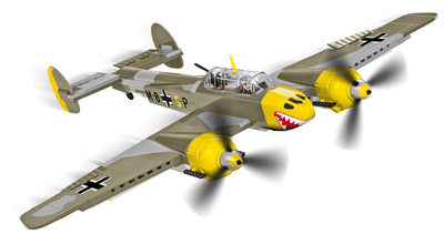 Messerschmitt BF 110 B - COBI 5716 - 422 brick heavy fighter-bomber - BRICKTANKS
