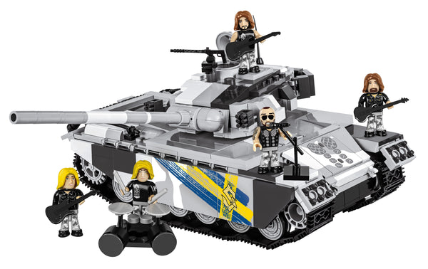 Sabaton Primo Victoria ('World of Tanks') - COBI 3034 - 625 brick tank - BRICKTANKS