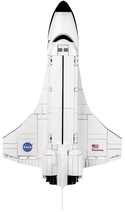 Space Shuttle Discovery - COBI 21076A - 352 brick space craft - BRICKTANKS
