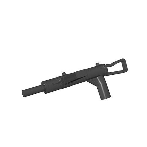 Sten Gun - British submachine gun - BRICKTANKS