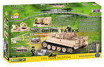Tiger I 131 (Bovington) - COBI 2519 - 550 brick heavy tank - BRICKTANKS
