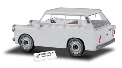 Trabant 601 Universal (Youngtimer Collection) - COBI 24540 - 74 brick car - BRICKTANKS