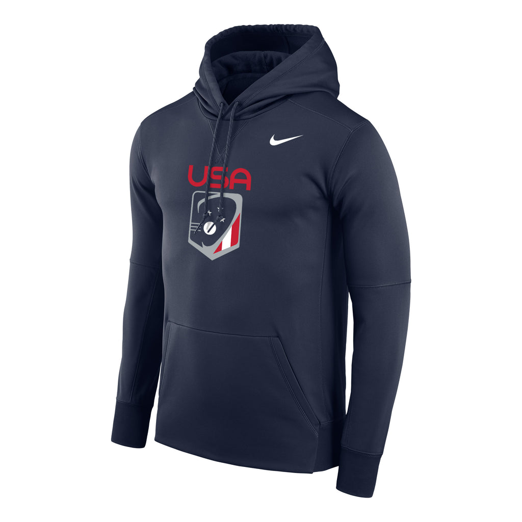 1997f71df49a Men s Team USA Nike Therma PO Hoody – US Lacrosse Member Store