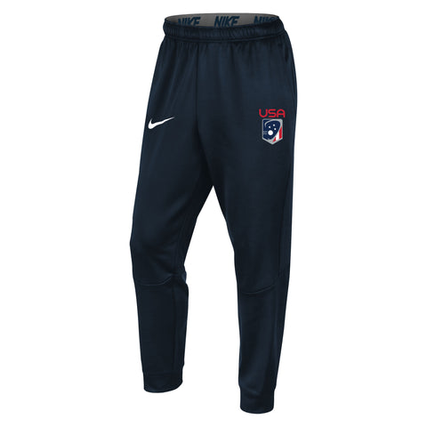 Adult's USA Nike Therma Tapered Joggers