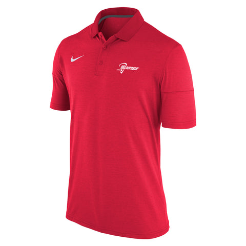 Men's US Lacrosse Nike Dry Polo