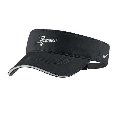 US Lacrosse Nike Tech Tour Visor