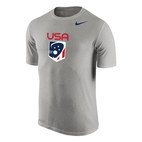 Men's Team USA Nike Dri-Fit Legend 2.0 Short Sleeve Tee
