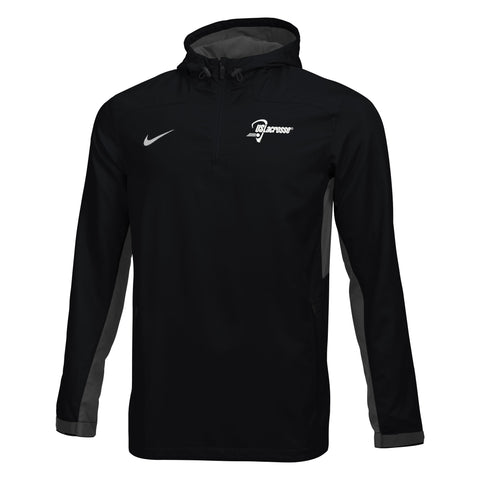 Men's US Lacrosse Nike Woven 1/4 Zip Jacket