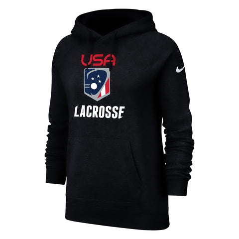 Women's Team USA Nike Fleece Rally Hoodie