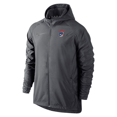Men's USA Nike Showtime Full Zip Hoody