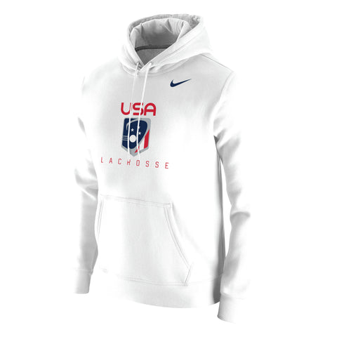 Adult's USA Nike Club Fleece Hoodie