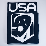 Team USA Pro-Weave Sweatshirt Throw Blanket