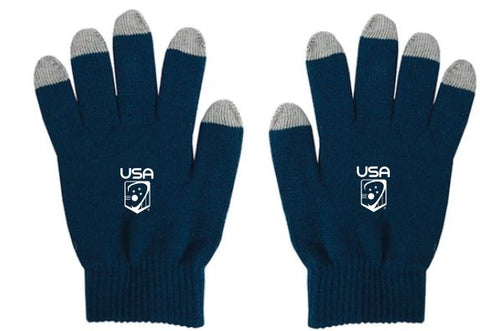 USA Touchscreen Winter Gloves