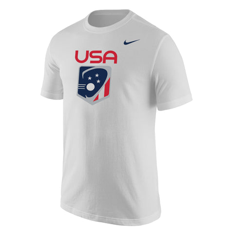 Men's Team USA Nike Core Cotton Short Sleeve Tee