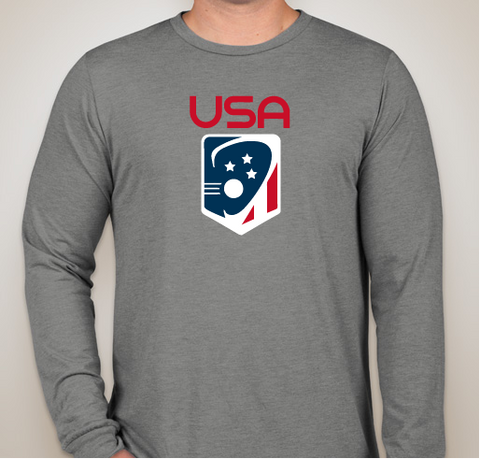 USL Foundation - Youth Team USA Long Sleeve T-shirt