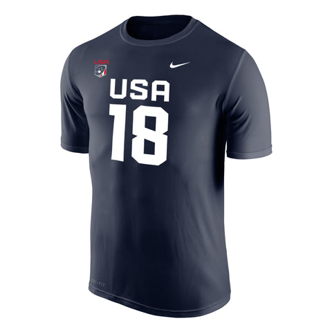Men's Team USA Nike Jersey Tee