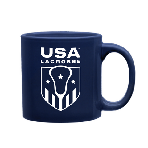 USA Lacrosse 20 oz. Ceramic Mug