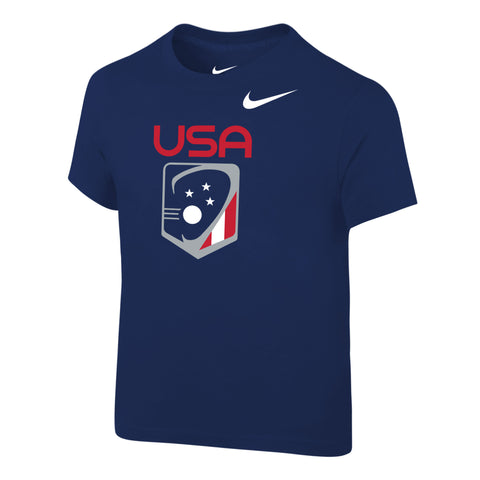 Toddler's Team USA Core Cotton Short Sleeve T-Shirt