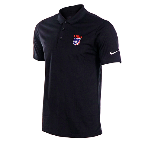 Men's Team USA Nike SS Victory Golf Polo