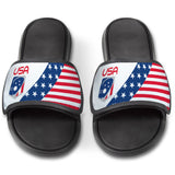 Adult and Youth Team USA Repwell® Slide Sandals