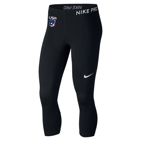 Women's Team USA Nike Pro Cool Capri