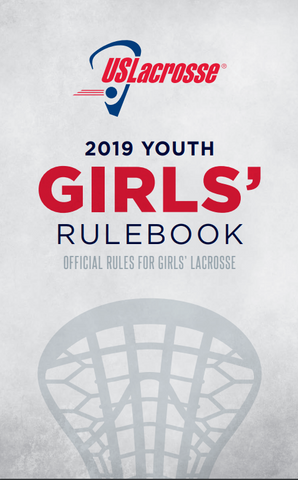 2019 Youth Girls Rulebook