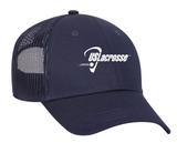 Youth US Lacrosse Mesh Trucker Hat