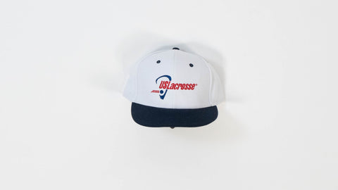 US Lacrosse Premium American Twill Snap Back Hat