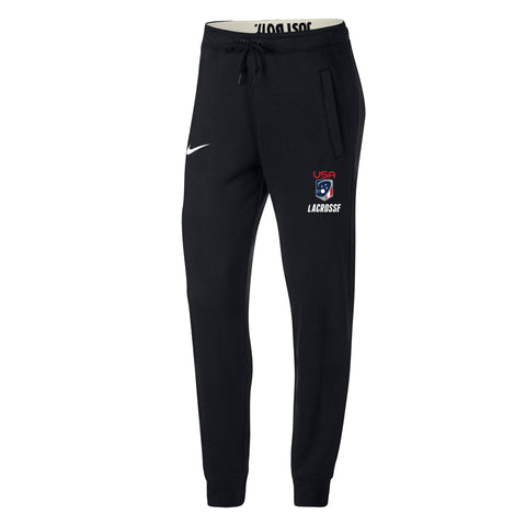 Women's Team USA Nike Fleece Joggers