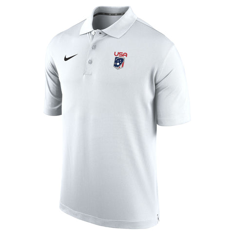 Men's USA Nike Varsity Dri-FIT Performance Polo