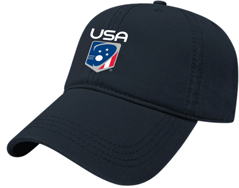 Adult's Team USA Twill Hat