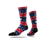 Adult / Youth Team USA Strideline *Limited Edition* Holiday Crew Socks