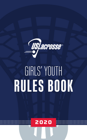 2020 Youth Girls Rules Book