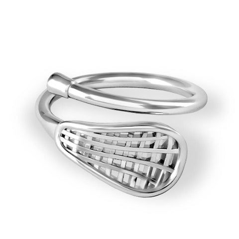 Women's Lacrosse Stick Ring