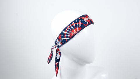 US Lacrosse Halo 1 Tie Headband