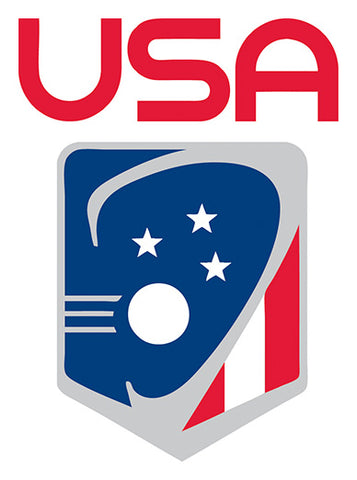Team USA Vinyl Decal