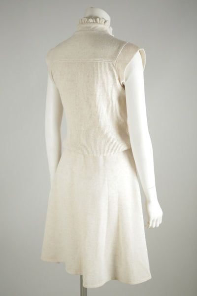 K003- 1970's Mod Sweater Dress