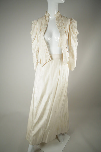T062- Victorian Wedding Jacket