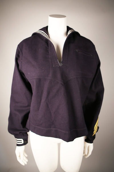 T070 - Authentic World War II Sailor Top