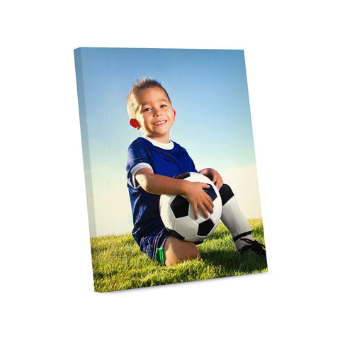 Custom Your Photo On Canvas Wall Art - Amoy Shop