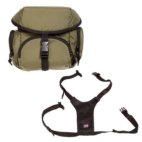 Jaret Owens' Bino Chest Pack