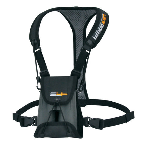 S4 Gear Lockdown Binocular Harness-Large (Black)
