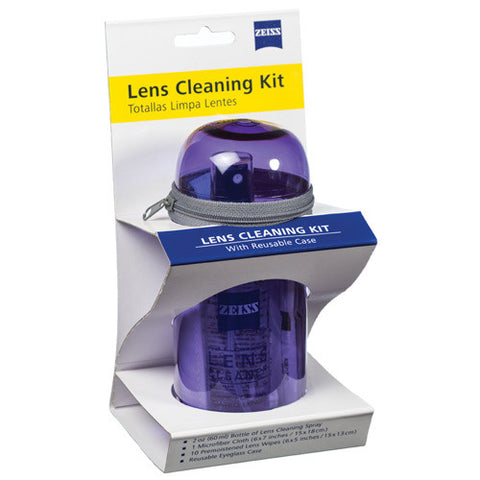 Zeiss Portable Tube Lens Care Kit