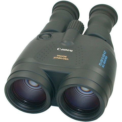 Canon Image Stabilized All Weather 15x50 Binocular