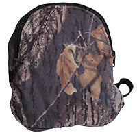 Crooked Horn Small Bino Shield (Mossy Oak)