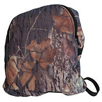 Crooked Horn Large Bino Shield (Mossy Oak)